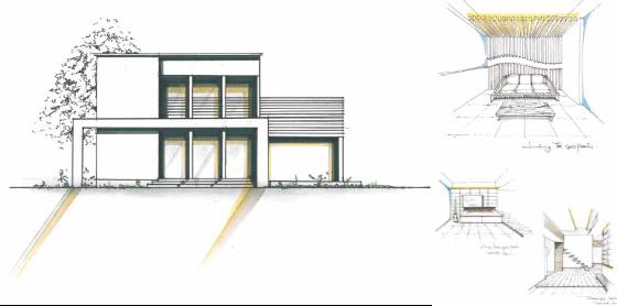 オーダーメイド、建築家が設計する家